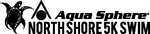 5K Swim race on the North Shore of Oahu